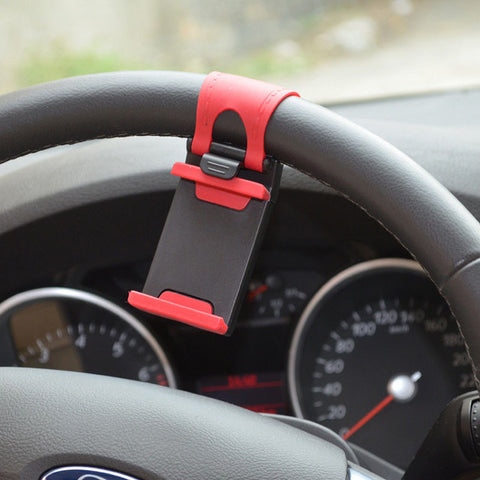 Steering Wheel Phone Holder - RSS Distributing - 2