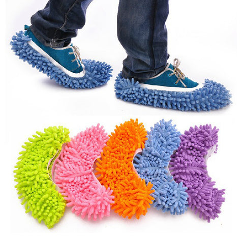 BOGO Anti-Microbial Mop Slippers - RSS Distributing - 1