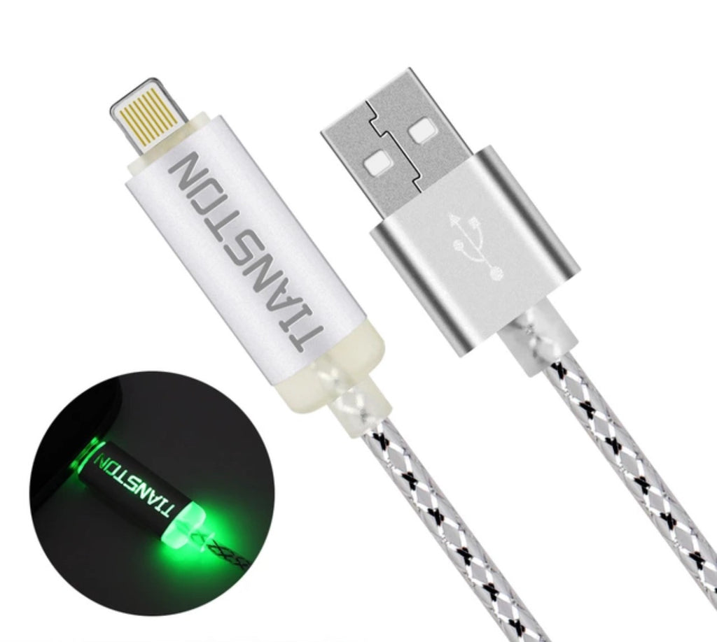 iPhone/iPad Color Changing Light-Up Charger Cable – Discount Frenzy