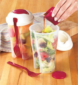 Salad to Go Cup (2-Pack)