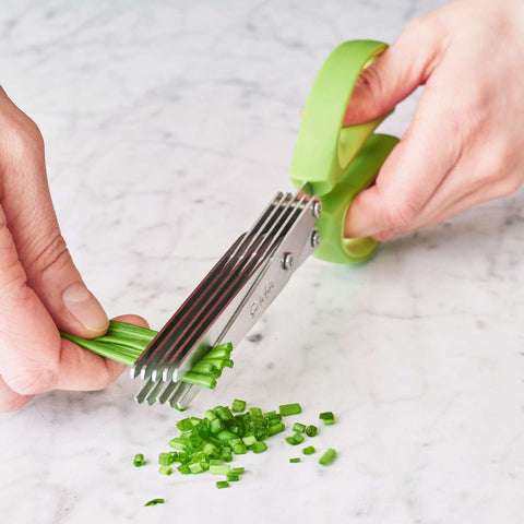 Durable 5 Blade Herb Scissors