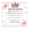 Light Mauve Roses - Juicy Gemz