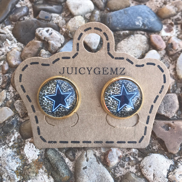 Leopard Dallas 12mm - Juicy Gemz