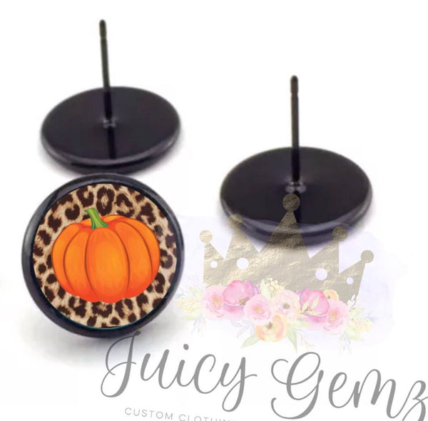 Leopard Pumpkins - Juicy Gemz