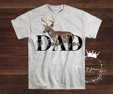 Dad Hunting Shirt - Juicy Gemz