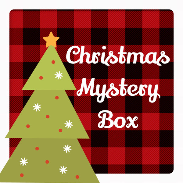 Christmas Mystery Box - Juicy Gemz