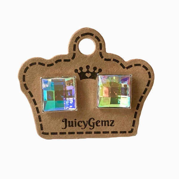 Holographic Squares - Juicy Gemz
