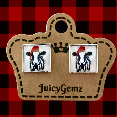 Christmas Cow Singles - Juicy Gemz