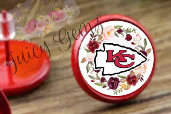 Kansas Chiefs - Juicy Gemz