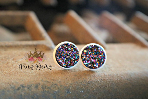 Raegan Studs - Juicy Gemz