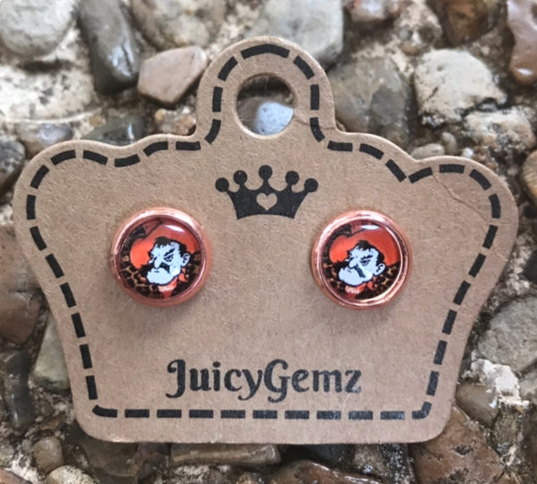 Mini 8mm Leopard Pistol Petes - Juicy Gemz