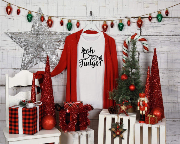 Oh Fudge Christmas Story Shirt - Juicy Gemz