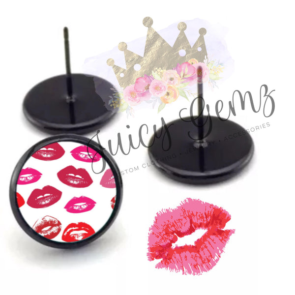 12mm Multiple Lips Background - Juicy Gemz
