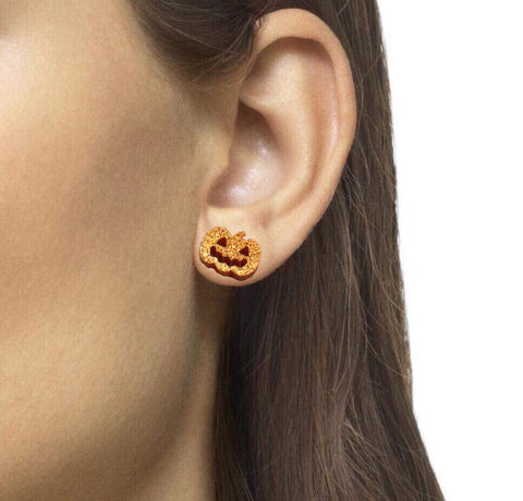 Pumpkin Studs - Juicy Gemz