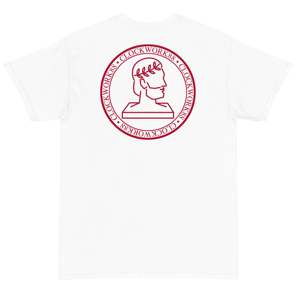 CW88 Logo T-Shirt - White