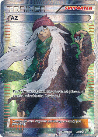AZ Full Art - 117/119 - Phantom Forces