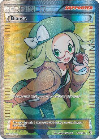 Bianca Full Art - 147/149 - Boundaries Crossed