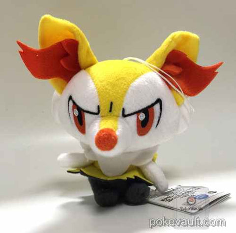 Pokemon 2016 Banpresto UFO Game Catcher Prize Braixen Movie Version Plush Toy