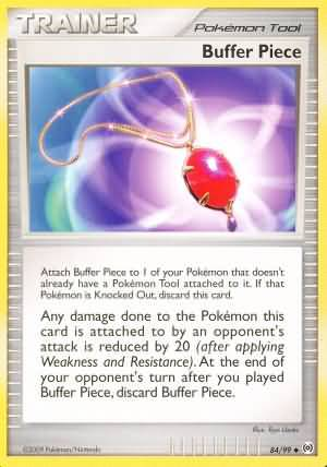 Buffer Piece - 84/99 - Platinum: Arceus
