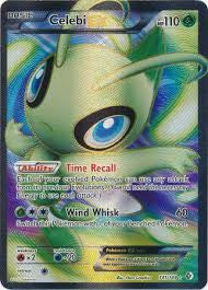 Celebi EX Full Art - 141/149 - Boundaries Crossed