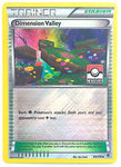 Dimension Valley Reverse Holo League Promo - 93/119 - Phantom Forces