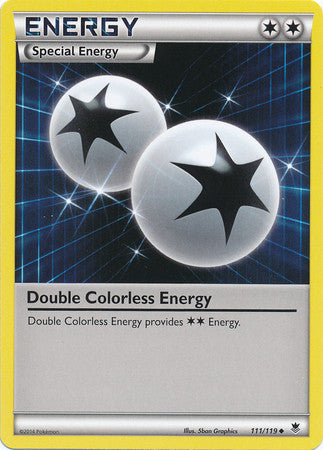 Double Colorless energy - 111/119 - Phantom Forces