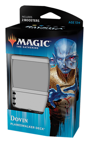Dovin Planeswalker Deck - Sealed