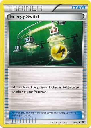 Energy Switch - 61/83 - Generations