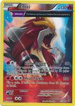 Entei Reverse Holo Rare - 15/98 - Ancient Origins