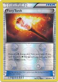 Fiery Torch Reverse Holo - 89/106 - Flashfire
