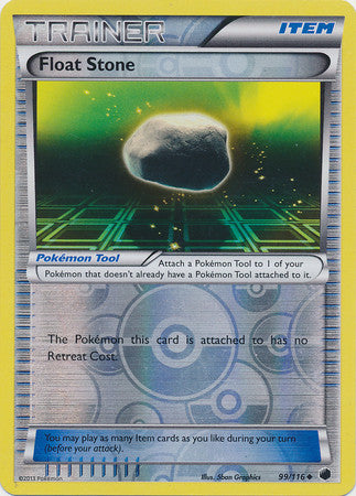 Float Stone Reverse Holo - 99/116 - Plasma Freeze