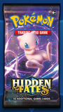 Hidden Fates PTCGO Booster Pack Code