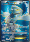 Kyurem EX Full Art - 86/98 - Ancient Origins