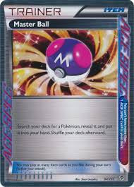 Master Ball Ace Spec - 94/101 - Plasma Blast