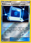 Pokemon Communication Reverse Holo - 152/181 - Team Up
