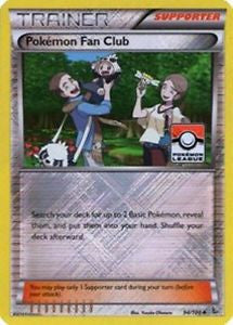 Pokemon Fan Club Reverse Holo League Promo - 94/106 - Flashfire