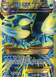 Primal Kyogre Full Art - 96/98 - Ancient Origins