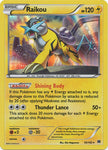 Raikou Holo Rare - 55/162 - BREAKThrough