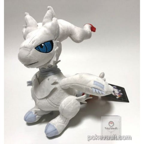 Pokemon Center 2018 Rainbow Rocket Campaign Team Plasma's Reshiram Plush Toy