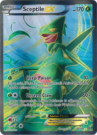 Sceptile EX Full Art - 84/98 - Ancient Origins