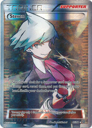 Steven Full Art - 95/98 - Ancient Origins