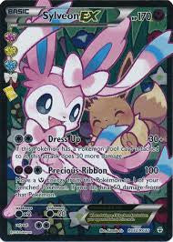 Sylveon EX Full Art - RC32/RC32 - Generations