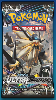 Ultra Prism PTCGO Booster Pack Code