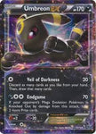 Umbreon EX - 55/124 - Fates Collide