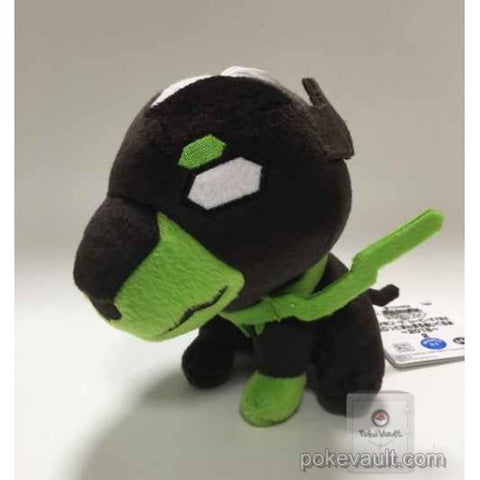 Pokemon 2016 Banpresto UFO Game Catcher Prize Zygarde 10% Forme Movie Version Plush Toy