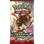 BREAK Through PTCGO Booster Pack Code