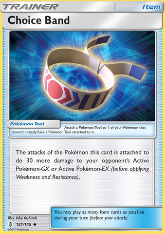 Choice Band - 121/145 - Guardians Rising