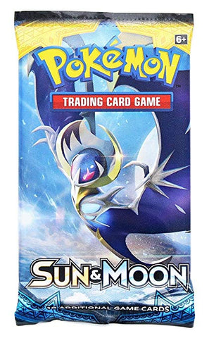 Sun & Moon Base Set PTCGO Booster Pack Code