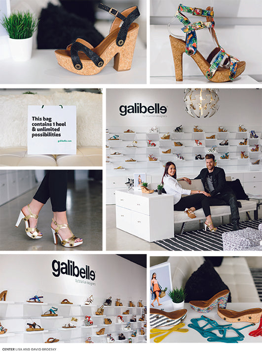 Just a gal and her shoes by Mint Magazine