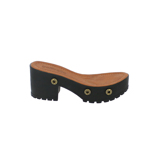 michelle me00 black tractor sole - galibelle